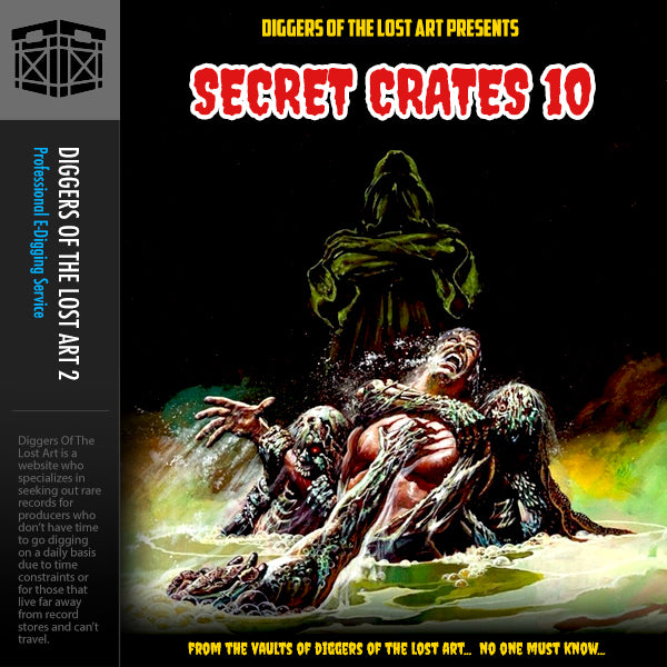Secret Crates 10 (Bank x1)
