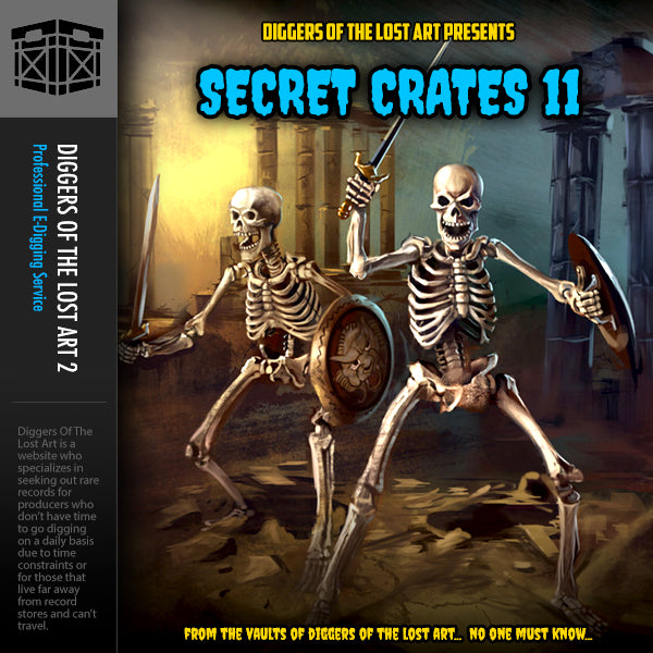 Secret Crates 11 (Bank x1)
