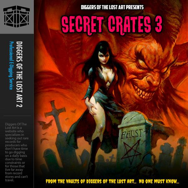 Secret Crates 3 - Boom Bap Labs