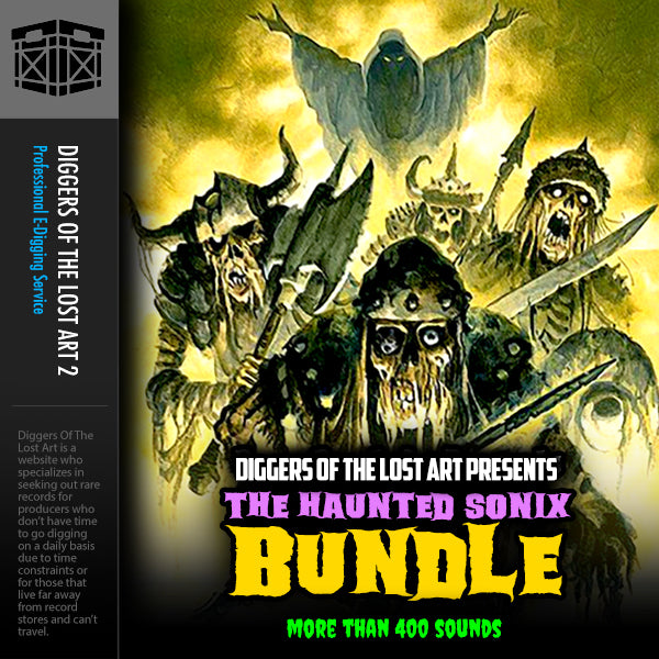 The Haunted Sonix Bundle - Boom Bap Labs