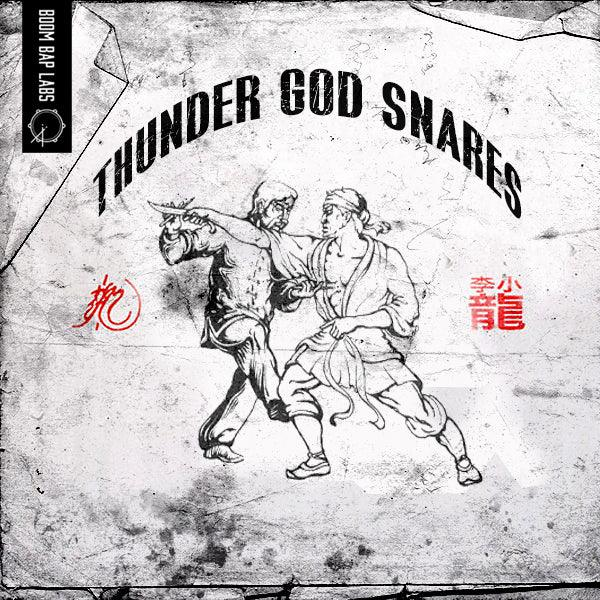Thunder God Snares - Boom Bap Labs