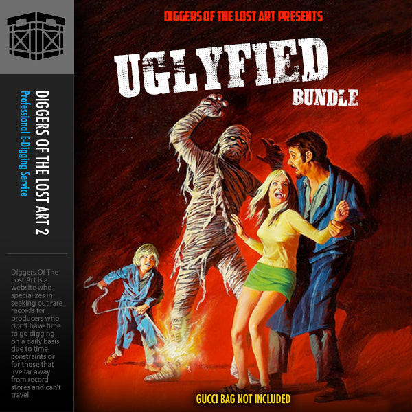 Uglyfied Bundle - Boom Bap Labs