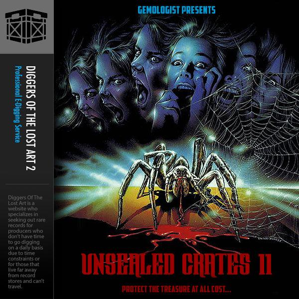 Unsealed Crates 11 - Boom Bap Labs
