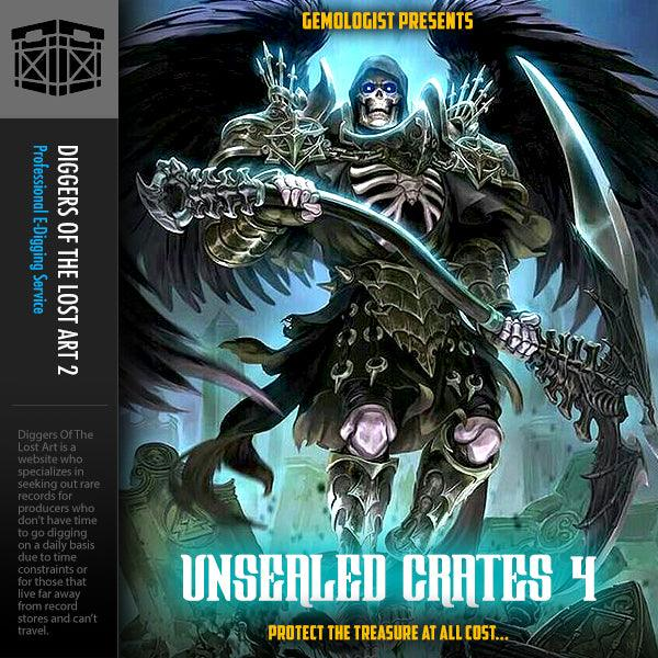 Unsealed Crates 4 - Boom Bap Labs
