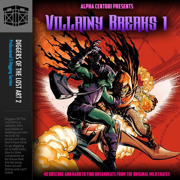 Villainy Breaks 1