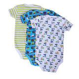 Baby Gear 3 Pack Bodysuit