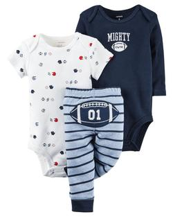 Carter's Mighty Cute Bodysuits and Pants Set