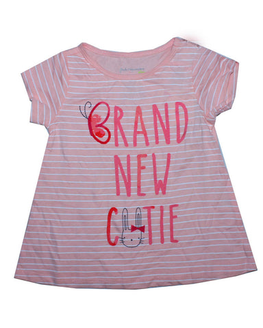 1st impression'grand new cutie' girls tops