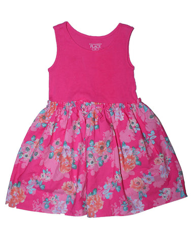 The Children Place Pink Dress