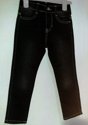 Varol Black Jean Trousers