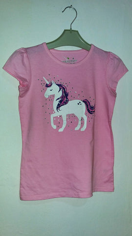Jumping Bean Pony Glitter Top