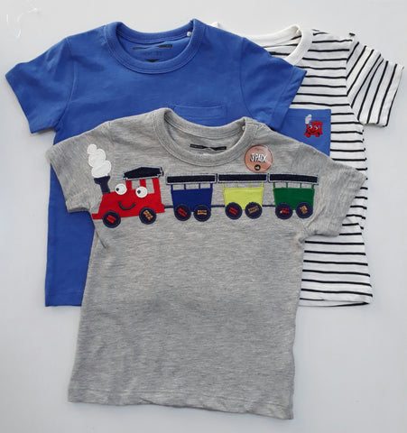 UK Next 3 Pack Truck Tees
