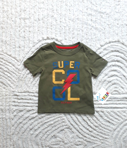 Tommy Hilfiger 'SUPER COOL' Boys  T-Shirt