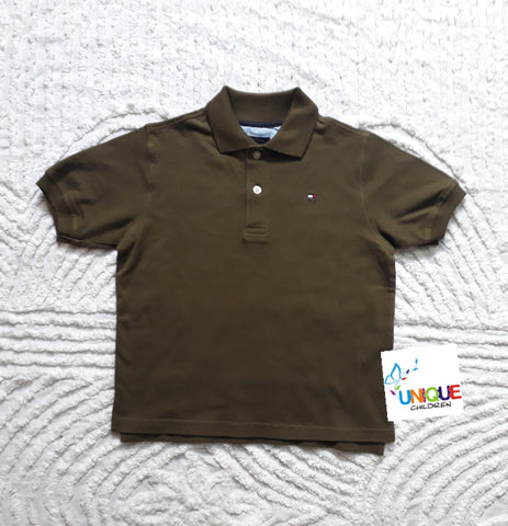 Tommy Hilfiger Army Green Polo