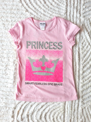 Pink Epic Brave Princess Top