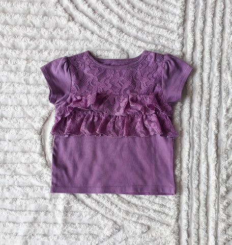 Purple Garanimals Kids Top