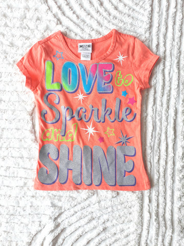 Sparkle and Shine Kids Top