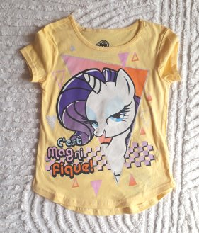 My Little Pony Yellow T-Shirt