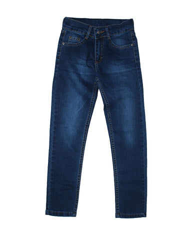 Boys Skinny Jean Trousers