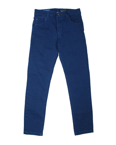 Musti Blue Boys  Trouser With Belt