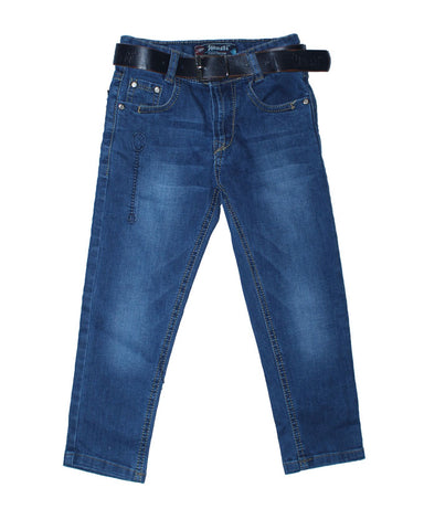 Musti Boys Jeans With Belt