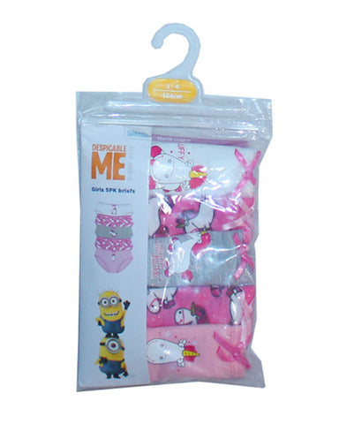 Despicable Me Girls 5 in 1 Pants