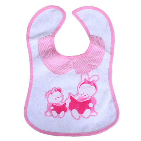 Collared Dribble Bib