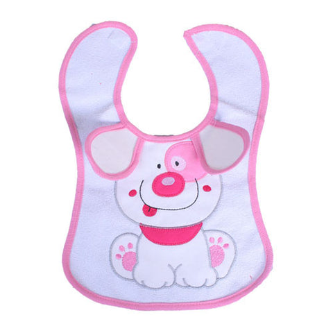 Puppy Love Bib