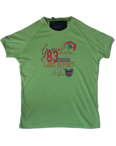 Last Effort Green Tee Shirt