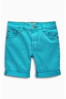 Next Five Pockets Shorts - Blue