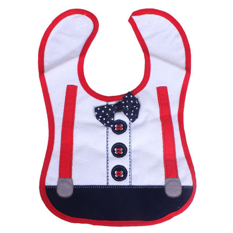 Perfect Gentle Man Bib