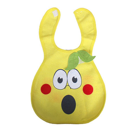 Oh! Yellow Dribble Bib