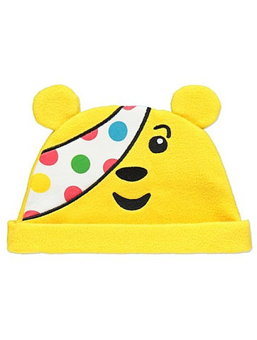 George Yellow Baby Beanie Hat