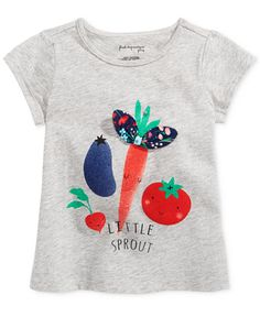 1st Impressions Graphic Fruits Tee Shirt