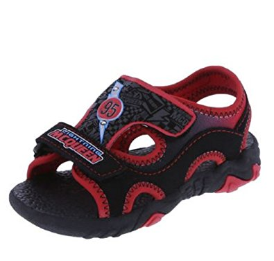 Disney Lighting Mcqueen Sandals