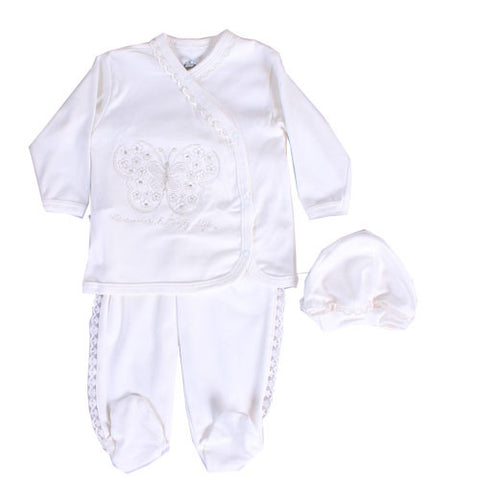 MiniWorld  Girl 2 piece  Christening Wear