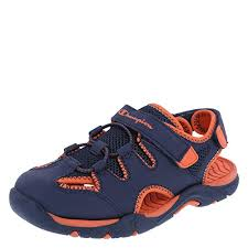 ae779e330 Champion Orange Navy Fisherman Sandals – uniquechildren