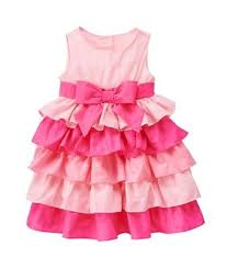 "Gymboree Pink ""Bow Tie""Dress"