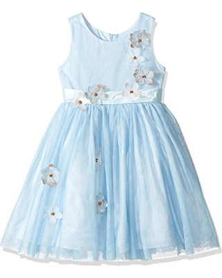 Jane Copeland Special Occasion Dress - Blue