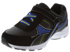 Smartfit Black Runner Shoes