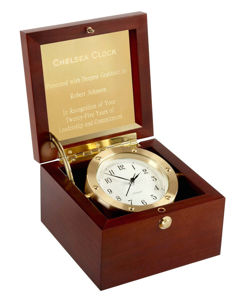 Featured Product: Chelsea Boardroom Box Clock