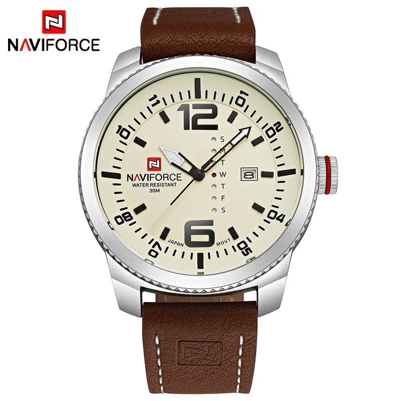 NEW PRODUCT - NAVIFORCE Men's Military Sport Watch, NF9063