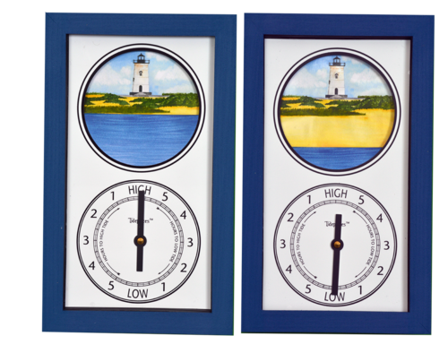 Tidepieces Edgartown Light Tide Clock On Sale Now