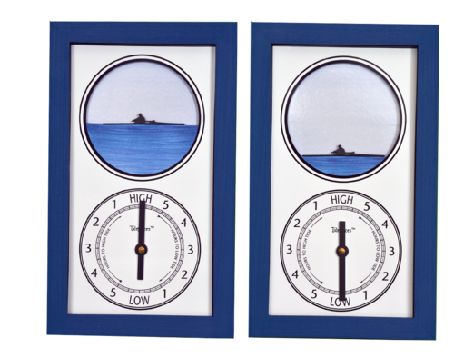 Featured Gift: Tidepieces Rower Tide Clock