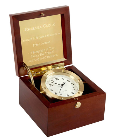 Chelsea Boardroom Clock - BellClocks.com