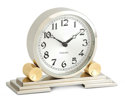 Chelsea Mayfair Clock - BellClocks.com
