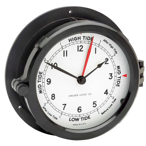 Chelsea Patriot Deck Tide Time Clock - BellClocks.com