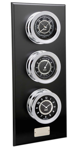 Chelsea Clock Master Weather Station - BellClocks.com