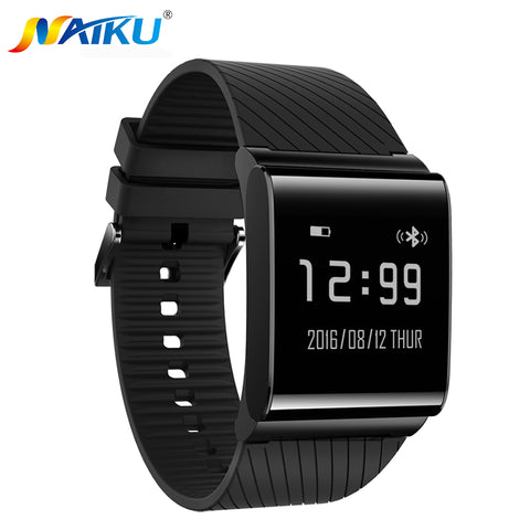 NAIKU X9 PLUS fitbit Style Smartband, HR, BP, O2, Activity Tracker, Sleep Tracker