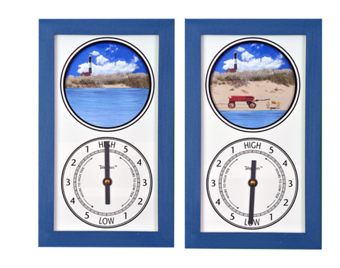 Tidepieces Fire Island Tide Clock - BellClocks.com